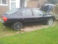 FORD MONDEO AUTOMATIC 2.5 GHIA