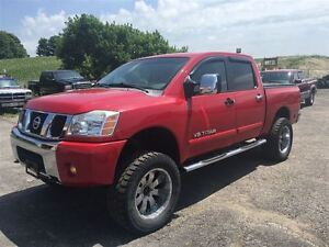 2007 Nissan Titan 6' LIFT 35 TIRES