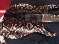 Ibanez Custom Finish guitar