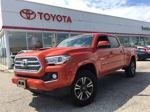 2016 Toyota Tacoma SR5 V6, One Owner, Sunroof, TRD, Hood Scoop