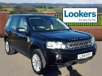 Land Rover Freelander TD4 GS (black) 2014-03-12