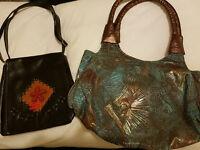 Handbags x 2