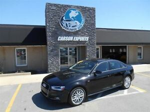 2015 Audi A4 2.0T ! 21KM!  FINANCING AVAILABLE