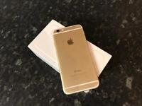 Apple iPhone 6 Gold 64G
