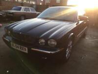 2004 jaguar xj super luxury british icon rare full spec cream leather 94k mls lady owner wow machine