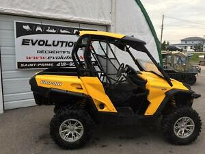 2011 CAN-AM COMMANDER side by side Saguenay Saguenay-Lac-Saint-Jean image 2
