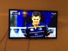 47 inch Panasonic viera smart full hd led tv