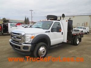 2012 ford F-550 XLT 4X4, 11 Ft DECK!!!