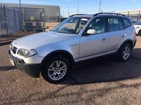 BMW X3 3.0 petrol Se****Automatic**** 5doors with full service histroy ***2995***