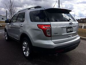 2015 Ford Explorer Limited London Ontario image 3