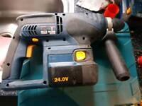 Ryobi cordless drill 24v sold as seen