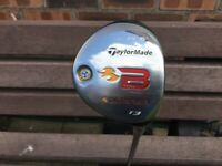 TaylorMade Burner T3 - 3-Wood (14.5 Degree)