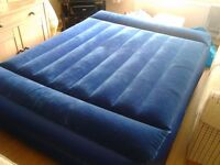 Air Bed / Mattress, king size double height