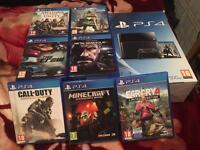 Sony PlayStation 4 slimline 500gb