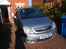Vauxhall Meriva 2009 12Month MOT 16V 1364CC 65000miles !!!to be sold on the 28th of August!!!