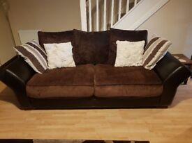 Ex DFS Sofa.