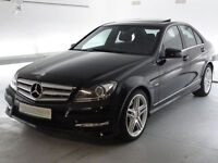 Mercedes-Benz C 350 CDI FACELIFT AMG-STYLING AVANTGARDE COMAND