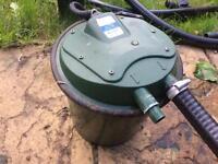 Fishmate pressurised UV pond Filter