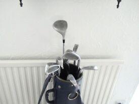 Ladies Howson Golf Clubs