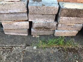 12 concrete blocks free