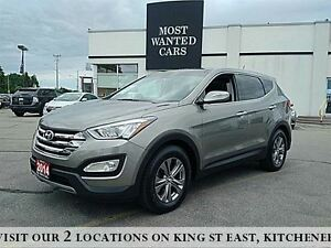 2014 Hyundai Santa Fe Sport Luxury | AWD | PANO ROOF| LEATHER
