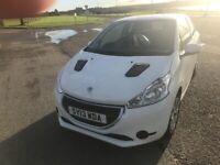 Peugeot, 208, Hatchback, 2013, Manual, 1199 (cc), 3 doors