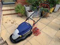 Spear & Jackson - 36cm Hover Collect Lawnmower - 1800W HARDLY USED