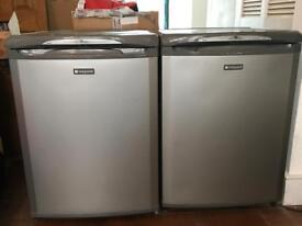Fridge & Freezer for sale - Hotpoint Future RLA36 and RZA36 undercounter