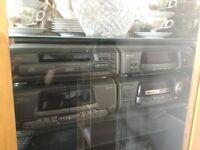 CD / cassette player