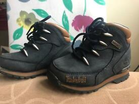 Boys Timberland shoes Perfect condition