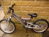 """**£45 only** Extreme by Raleigh Mission 20"""" Boys Bike, Excellent Condition, **Bargain price of £45**"""