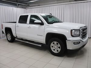 2017 GMC Sierra IT'S A MUST SEE!!! SLE 4X4 4DR 6PASS w/ ALLOY WH