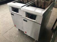 CATERING COMMERCIAL FALCON FILTRATION GAS FRYER CAFE SHOP EQUIPMENT TAKE AWAY CUISINE KITCHEN CAFE