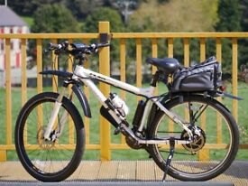 High Power Carrera Ebike BMC Electric Bicycle