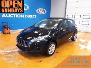 2016 Ford Fiesta SE ALLOYS! FINANCE NOW!
