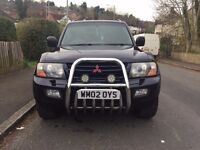 Mitsubishi Shogun LWB DID Estate/car/