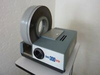 slide projector and magazines
