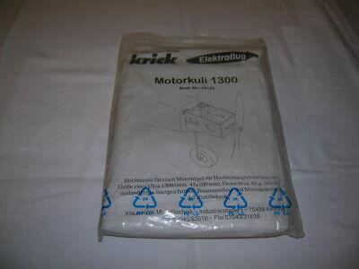 Krick Vuelo Eléctrico Motorkuli 1300 Estructura de Madera Del Ultra Art.42142
