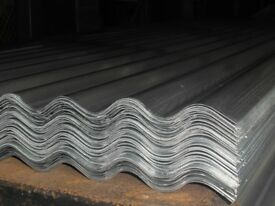 Corrugated Sheets COATED ANY LENGTH DELIVERY HUGE STOCK