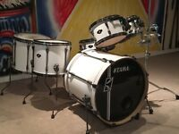 Tama Superstar Hyperdrive, Cymbals and Hardware For Sale