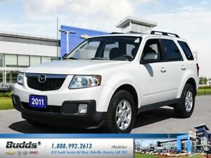 2011 Mazda Tribute GX I4 SAFETY AND RECONDITIONED