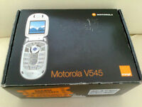 Classic Flip MOTOROLA V545 BRAND NEW Boxed!