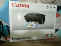 Brand new Canon Pixma MG2550s AIO printer copier scanner