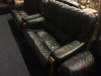3 seater and 2 seater 2nd hand Belgium sofa