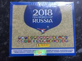 Panini Russia 2018 World Cup stickers 20p each