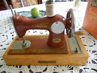 sewing machine USSR, condition as new