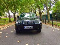 2008 BMW X3 3.0 30sd M Sport   Automatic   SatNav   Low 54K Miles   Leather Seats   Diesel   Bmw X3