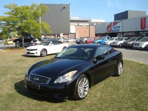 2010 Infiniti G37 Sport ~ LOW MILEAGE ~ BACK-UP CAM. ~ CERTIFIED