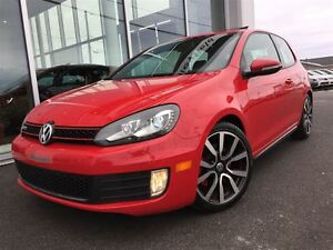 2013 Volkswagen Golf GTI TOIT OUVRANT MAGS 18¨ AUBAINE !!!