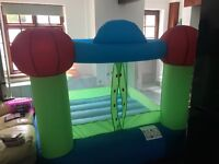 Kids Bouncy castle with blower